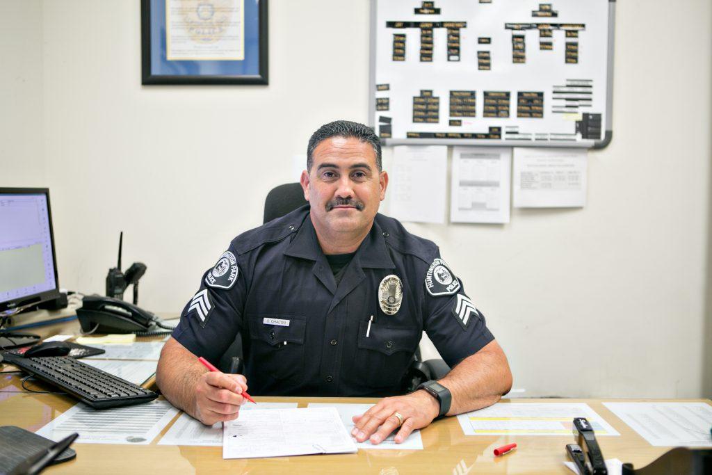 Volunteer Program - Huntington Park Police Department