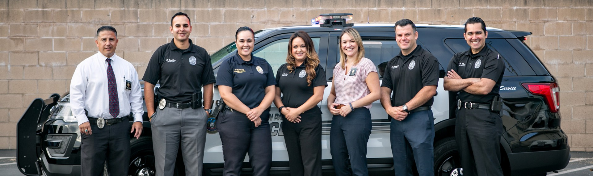 About HPPD - Huntington Park Police Department