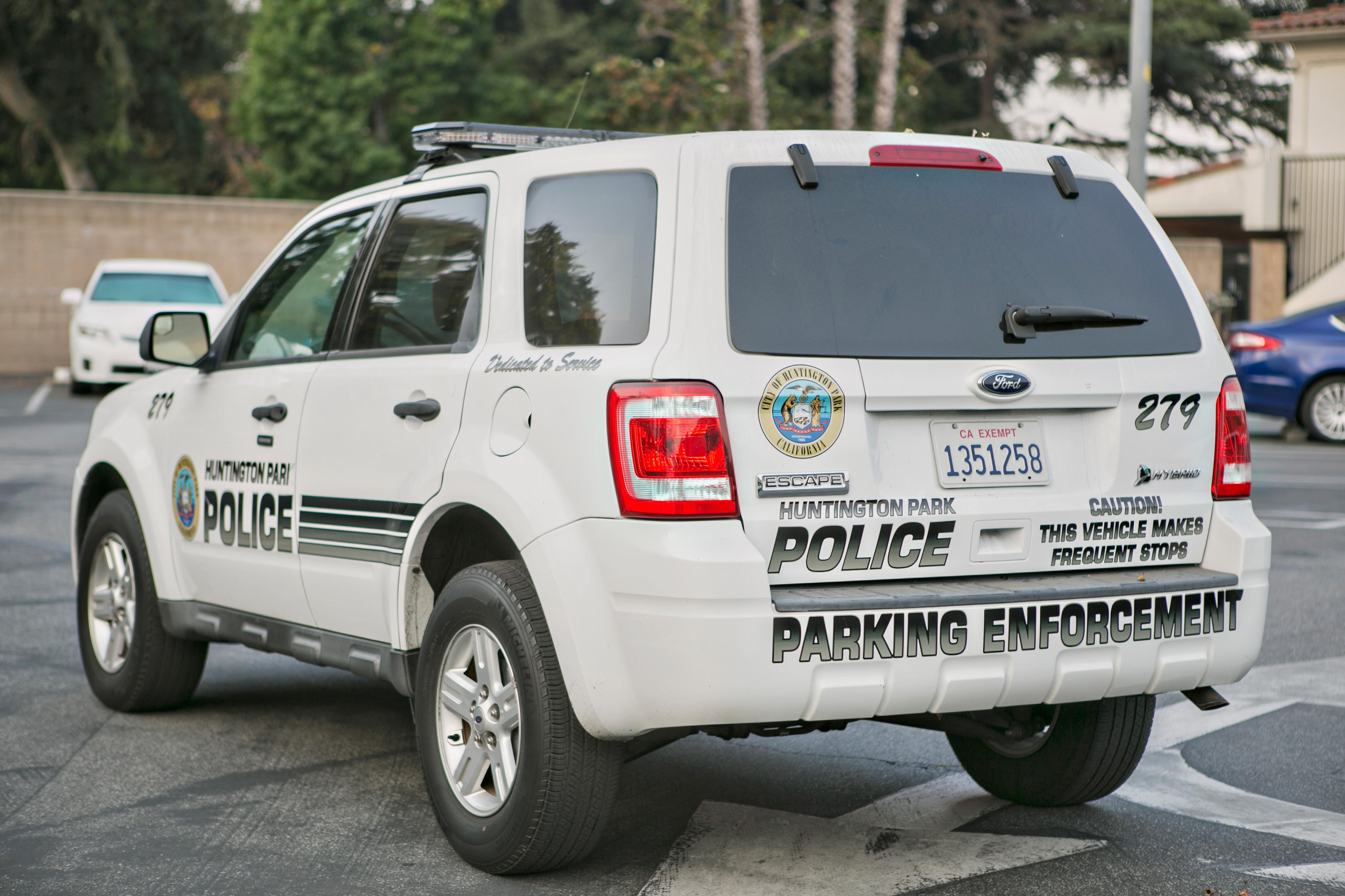 Parking Enforcement - Huntington Park Police Department
